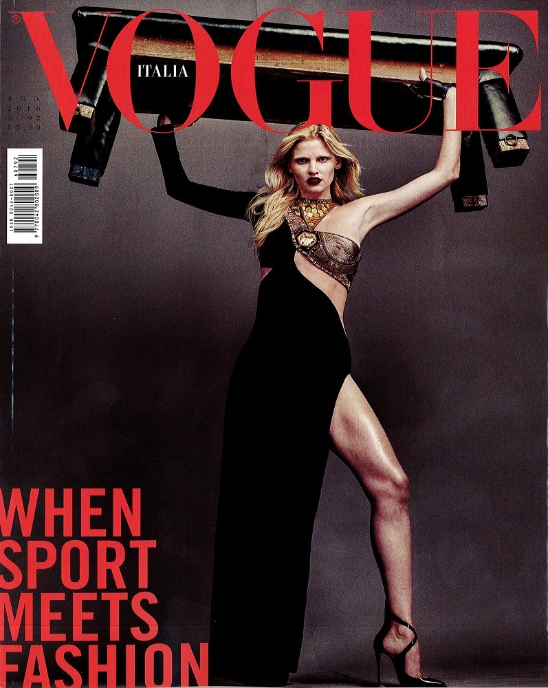 YVES ROCHER  VOGUE ITALY