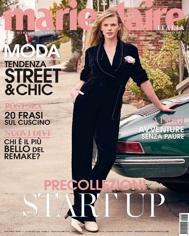 YVES ROCHERMARIE CLAIRE ITALY
