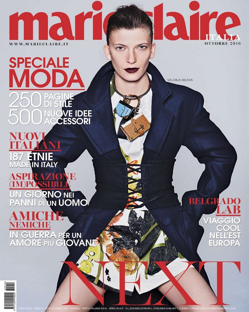 DR. BRANDT  MARIE CLAIRE ITALY