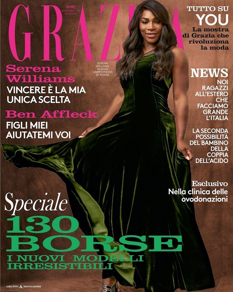YVES ROCHER  GRAZIA ITALY