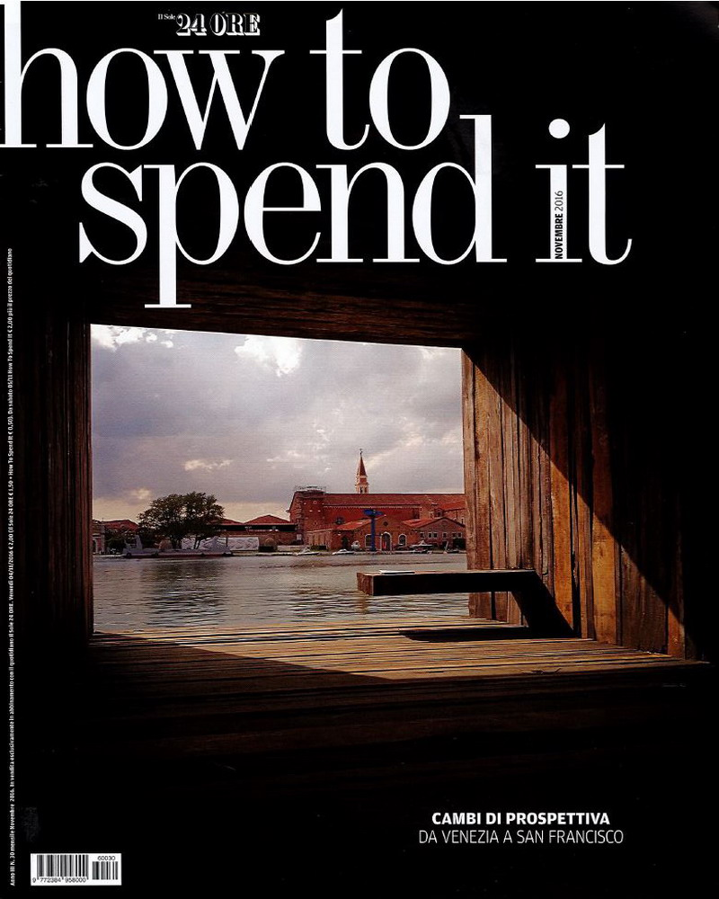 RIMOWAHOW TO SPEND IT – IL SOLE 24 ORE