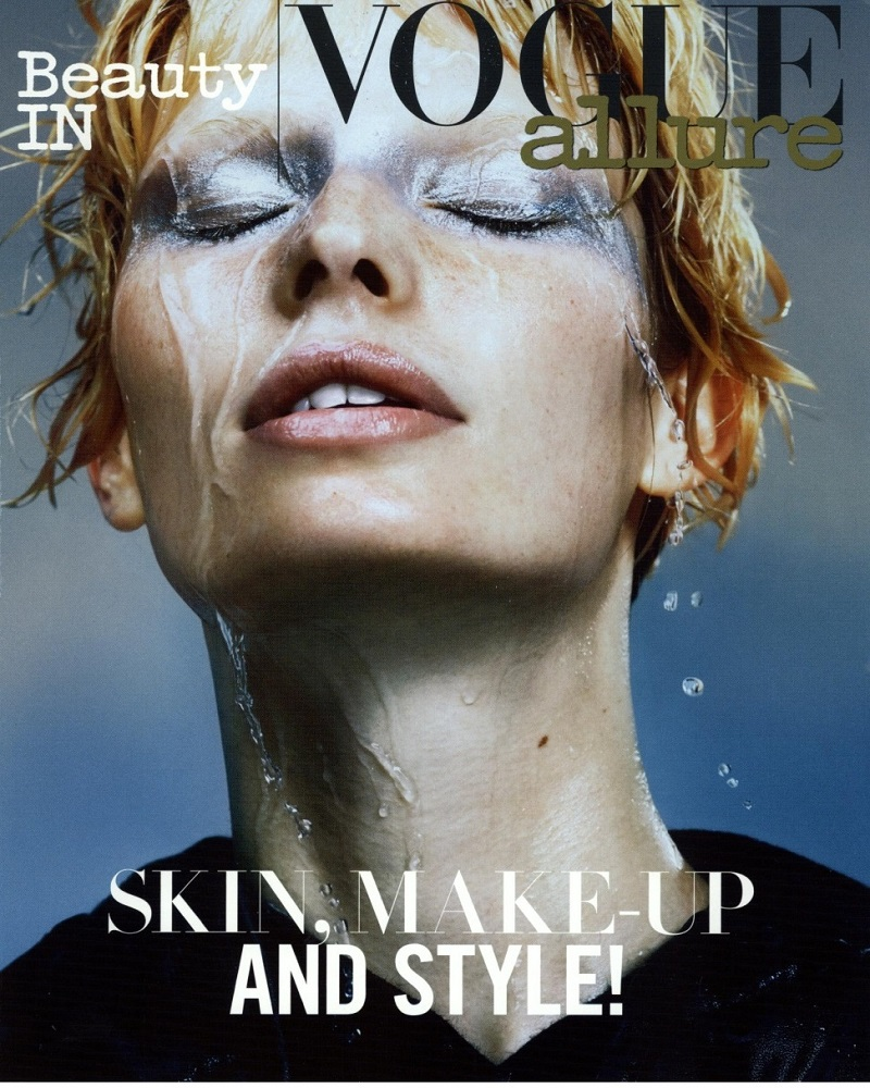 YVES ROCHER  VOGUE ITALY BEAUTY IN