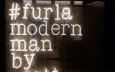 FURLA MODERN MAN EXHIBITIONBY SCOTT SCHUMAN