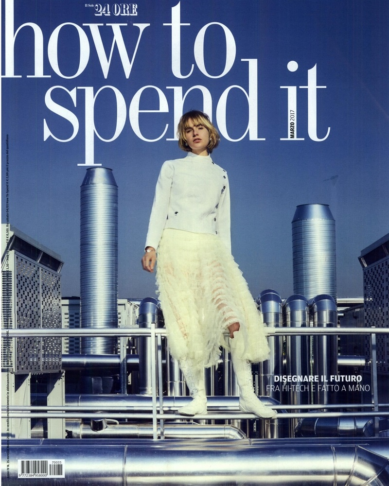 EISENBERG  HOW TO SPEND IT