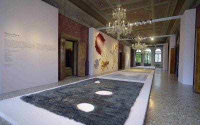 WOVEN FORMS – THE CARPET PROJECT57th VENICE BIENNALE