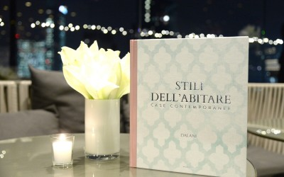 "DALANIBOOK LAUNCH ""STILI DELL'ABITARE"""