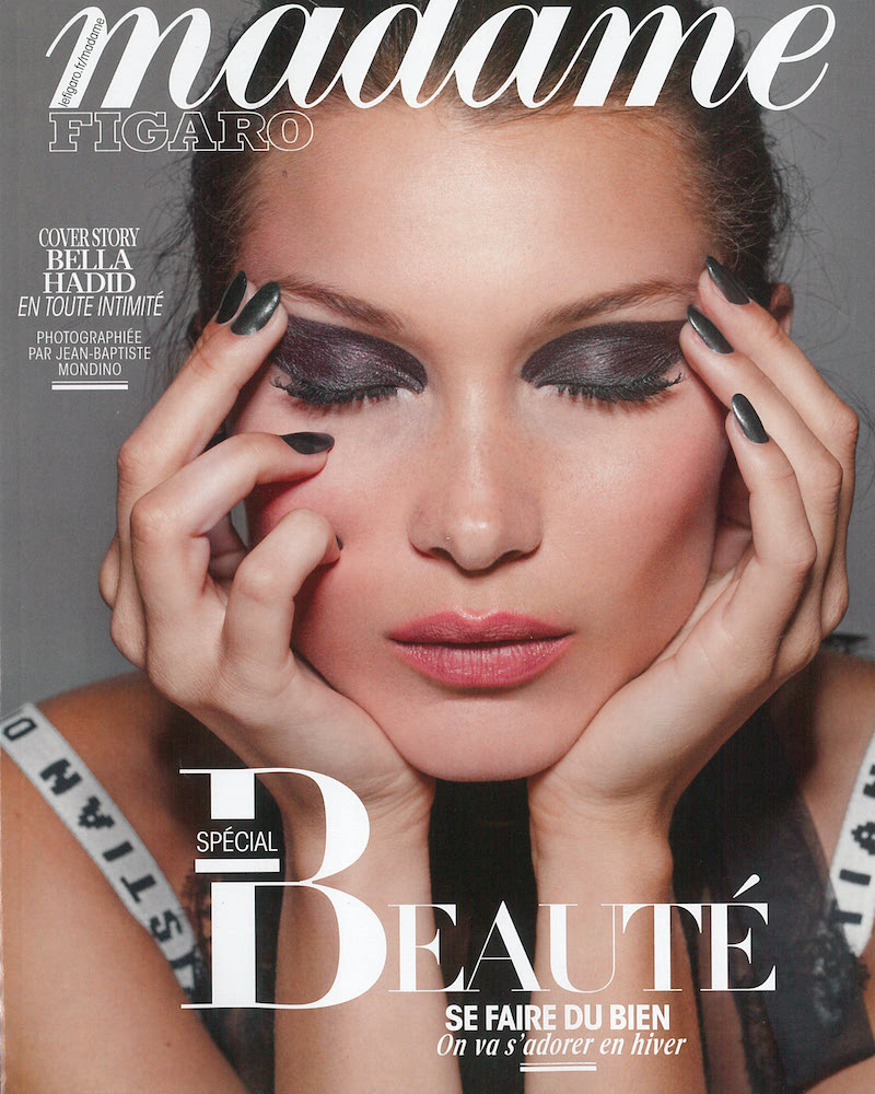 LA BIOSTHETIQUE  MADAME FIGARO