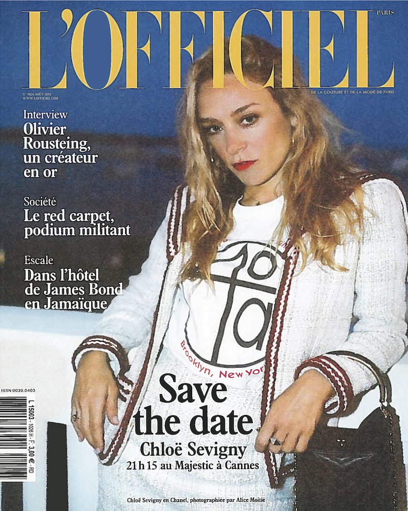 LA MAMOUNIA  L'OFFICIEL
