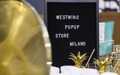 WESTWINGPOP-UP STORE OPENING MILAN