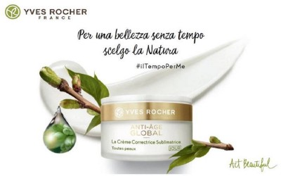 YVES ROCHER  ANTI-AGE GLOBAL PRESS DAY