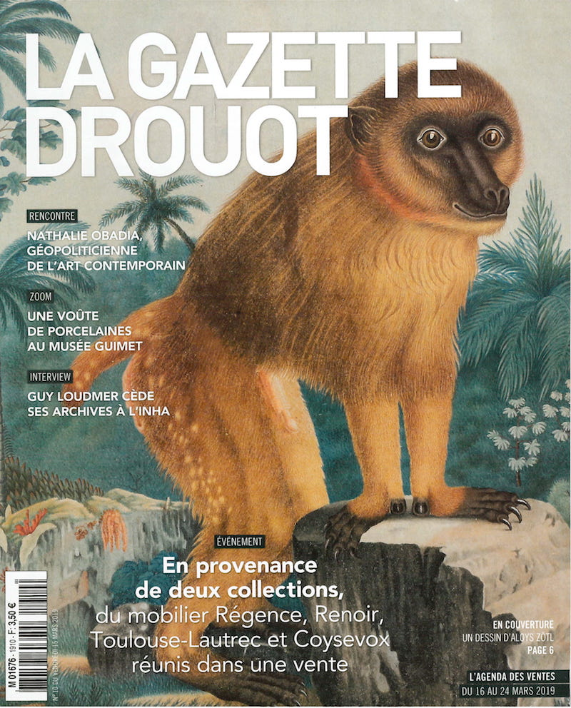 PHILLIPS  LA GAZETTE DE L'HÔTEL DROUOT