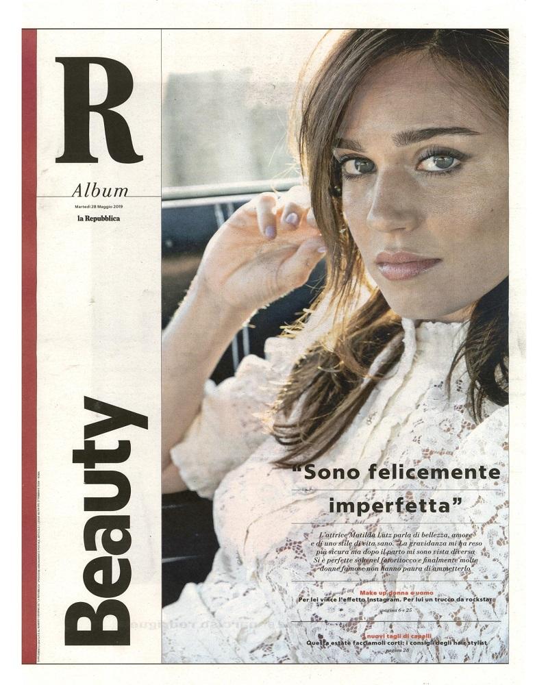 YVES ROCHER  LA REPUBBLICA BEAUTY ISSUE