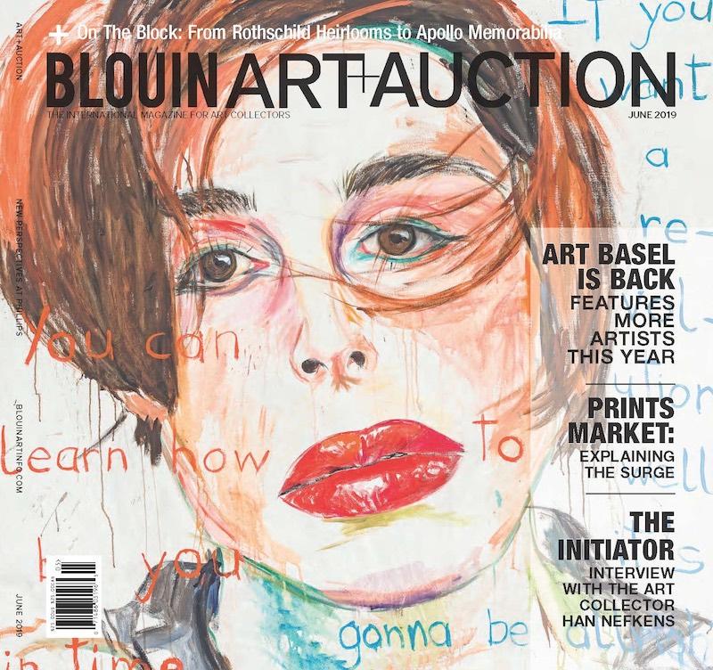 PHILLIPS  ART + AUCTION