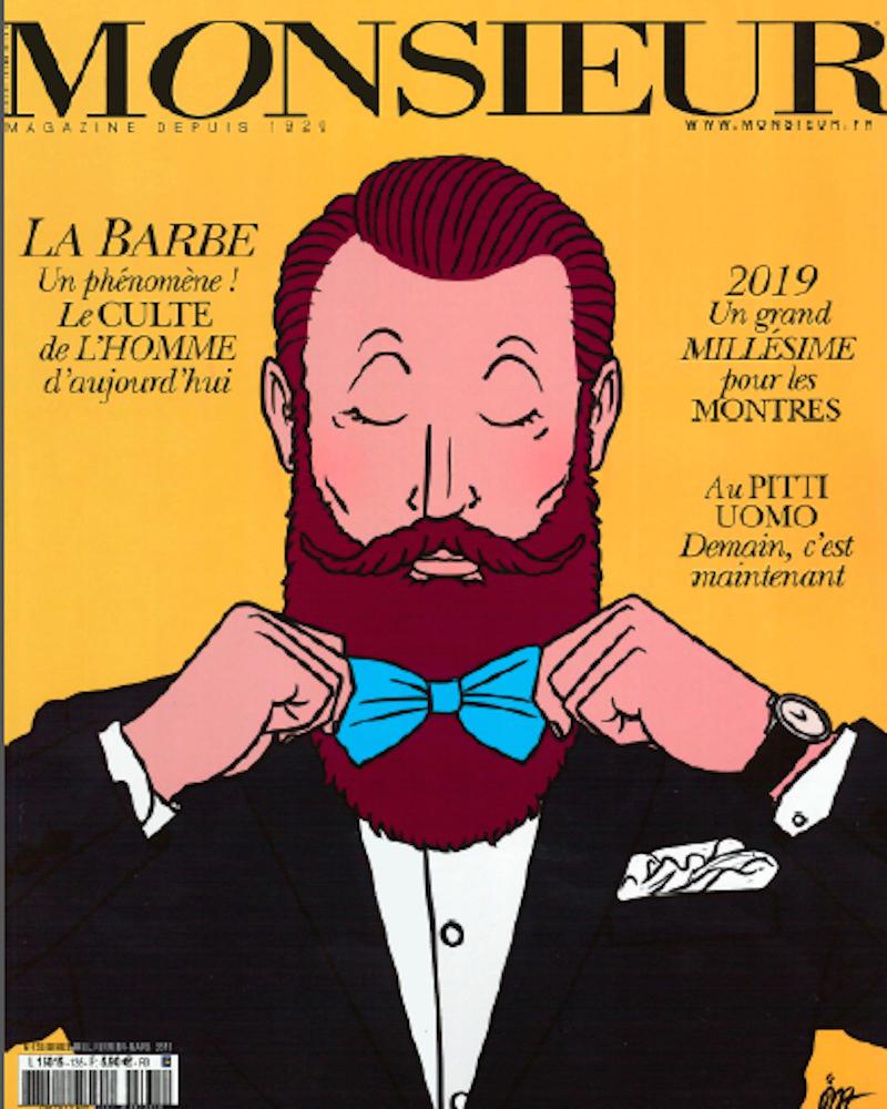 LA BIOSTHETIQUE  Monsieur