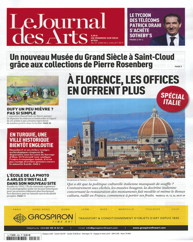 PHILLIPS  LE JOURNAL DES ARTS