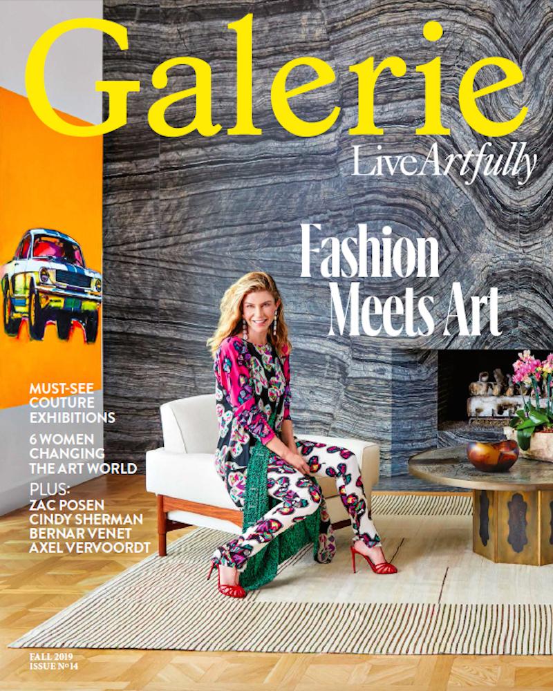 LAPLACE  Galerie Magazine