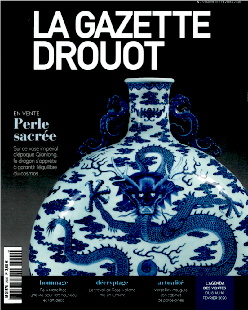 PHILLIPS  LA GAZETTE DROUOT