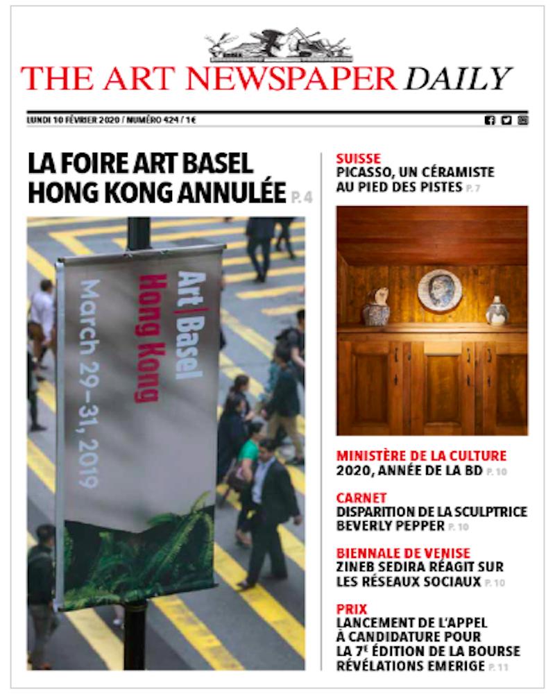 Hauser & Wirth  The Art Newspaper